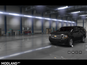 Chevrolet Tahoe 2007 v 1.0 ATS 1.35, 4 photo