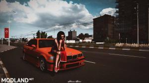 BMW M3 E36 v 1.0 ATS 1.36