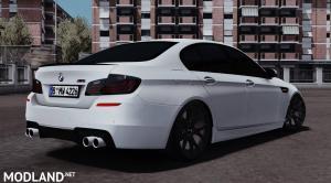 BMW M5 F10 ATS 1.35+, 3 photo