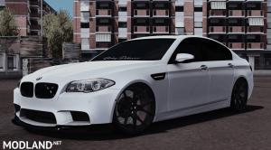 BMW M5 F10 ATS 1.35+