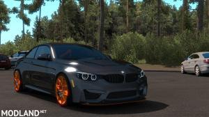 BMW M4 GTS Coupe 2016 ATS 1.35+