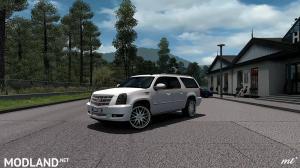 Cadillac Escalade ESV Platinium 2012 ATS 1.35, 1 photo