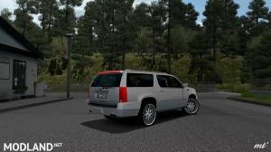 Cadillac Escalade ESV Platinium 2012 ATS 1.35, 3 photo
