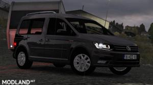 Volkswagen Caddy v1.1 (1.33, 1.34), 3 photo
