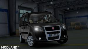 Fiat Doblo 2009 ATS (1.33 & higher)
