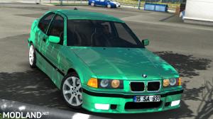 BMW E36 Compact ATS v1.1 1.35