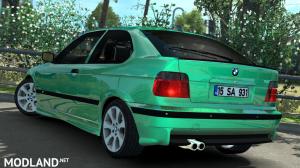 BMW E36 Compact ATS v1.1 1.35, 3 photo