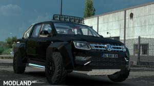Volkswagen Amarok V6 v1.2 ATS 1.35
