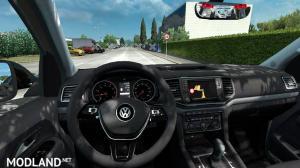 Volkswagen Amarok V6 v1.3 ATS 1.36, 2 photo