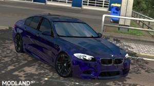 BMW M5 F10 v 1.0 ATS 1.35