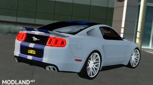 Ford Mustang «Need For Speed» ATS 1.35.X, 3 photo