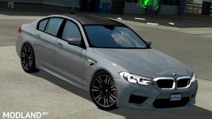 BMW M5 F90 v1.0 ATS 1.35