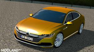 Volkswagen Passat CC 2013 + Arteon 2018 ATS