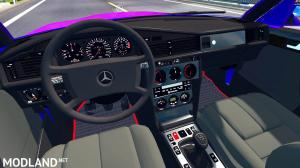 Mercedes Benz 190E ETS2 1.34 Fix, 2 photo