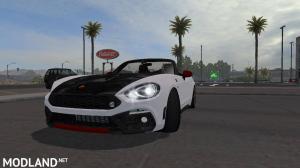 Fiat 124 Spider (Abarth) ATS 1.33, 1.34