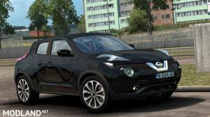 Nissan Juke v1.0 1.35