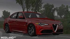 Alfa Romeo Giulia for ATS 1.33