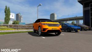 Land Rover Velar v1.0 ATS 1.36 - External Download image