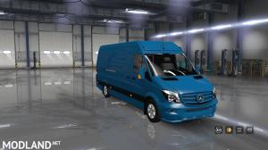 Mercedes Sprinter 2015 v1.0 (1.31, 1.32)