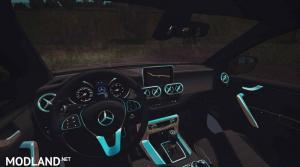 Mercedes-Benz X-Class 2018 ATS v1.0 1.35+ , 2 photo