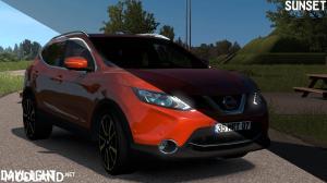 Nissan Qashqai 2016 V2 1.36.x