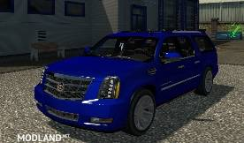Cadillac Escalade for American Truck Simulator v 1.31 HOTFIX, 1 photo
