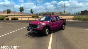 Ford F150 SVT Raptor 1.42