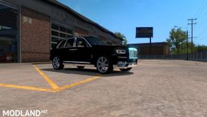 Rolls Royce Cullinan 2019 ATS 1.34.x