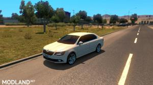 Skoda Superb 2.0, 1 photo