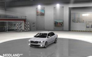 Skoda Superb ATS v 1.6.X, 1 photo