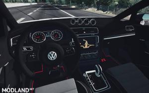 Volkswagen Golf 7 R Line v1.2 ATS 1.35+, 2 photo