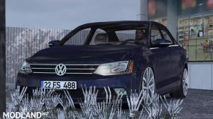 Volkswagen Jetta 2018 v1.2 ATS 1.36, 3 photo