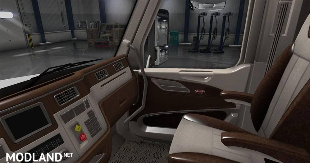 Peterbilt 579 Lux Interior