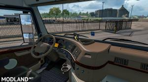 Seat adjustment limit removal VOLVO vnl Fix v 1.1, 1 photo