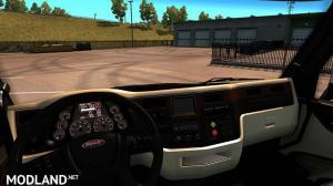 Lux Interior v 2.0 for Peterbilt 579, 3 photo