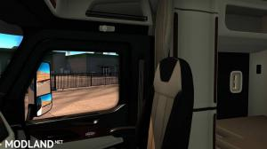 Lux Interior v 2.0 for Peterbilt 579, 2 photo