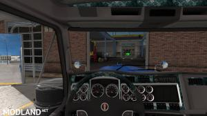 Lux Interior for Kenworth W900