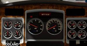 GTM T800 & W900B custom dashboard computers, 1 photo