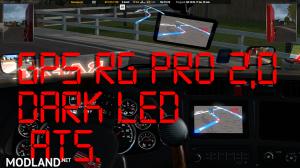 GPS RG PRO 2 .0 DARK LED ATS
