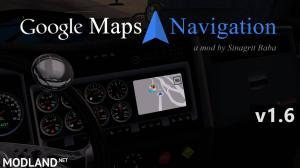 ATS - Google Maps Navigation v 1.6, 1 photo
