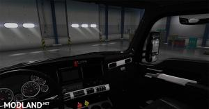 Blackout Interior for Kenworth T680, 1 photo