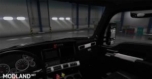 Blackout Interior for Kenworth T680