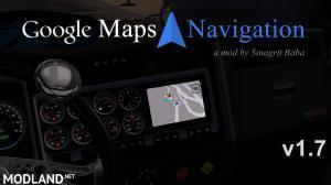 ATS - Google Maps Navigation v 1.7 - External Download image