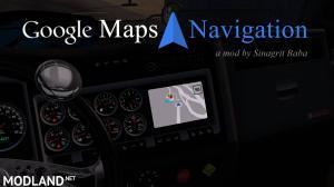 Google Maps Navigation v1.9
