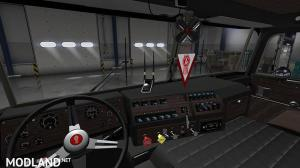 Kenworth K100 Interior - External Download image