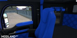 Kenworth T680 Bluey interior, 2 photo