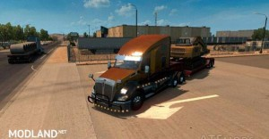 Kenworth T680 Cabin Accessories v 1.2 - Direct Download image