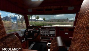 Kenworth W900 Interior, 2 photo