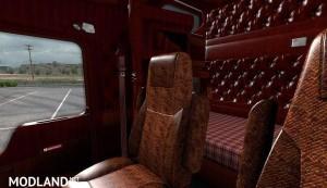 Kenworth W900 Interior, 3 photo