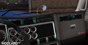 Kenworth W900 Luxury Interior, 2 photo